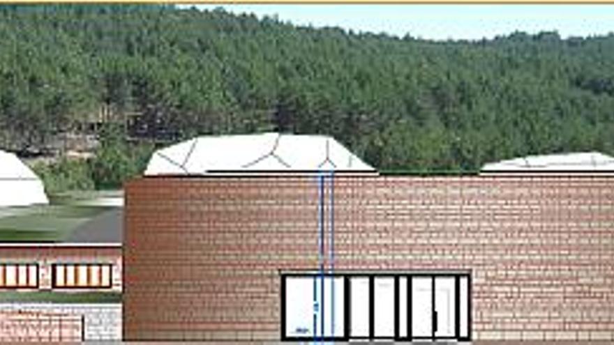 Proyecto del Centro Micológico de Ungilde.