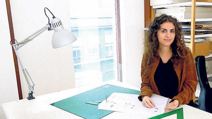 """""""Los arquitectos estamos muy valorados fuera de España por la formación técnica"""""""