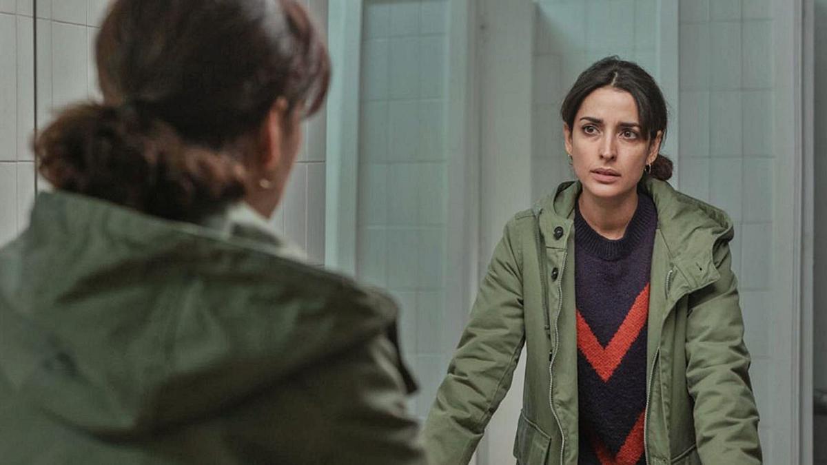 Inma Cuesta interpreta a Raquel en «El desorden que dejas».  | NETFLIX