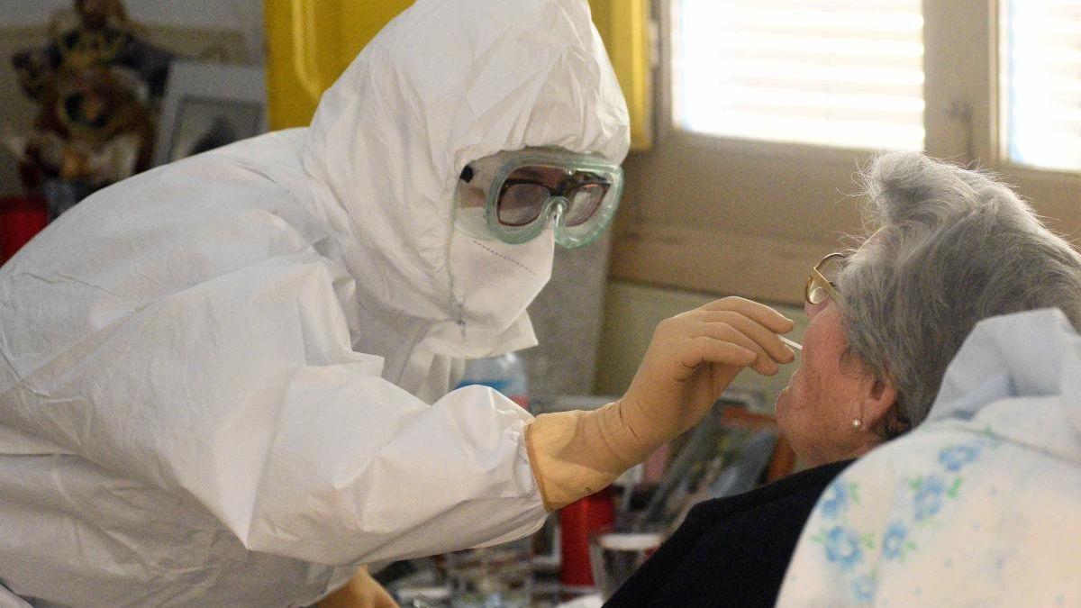 Test de inmunidad en todos los centros de salud para la próxima semana
