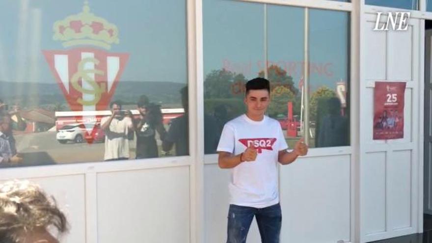 Sporting de Gijón: Así es Manu García, el fichaje más caro del fútbol asturiano