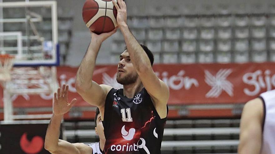 El Círculo Gijón acusa un mal primer cuarto