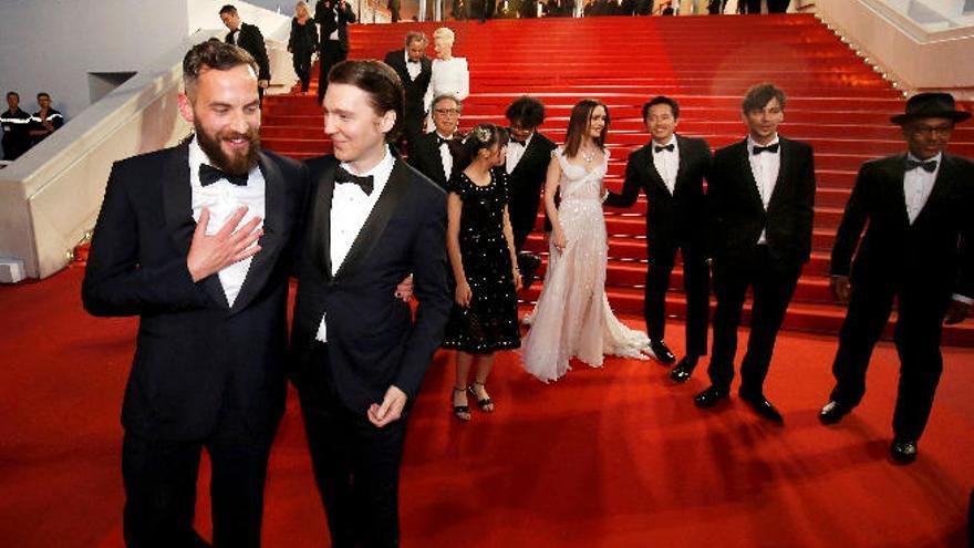 'Okja', una producción de Netflix en Cannes