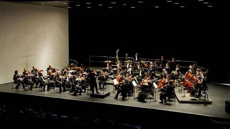 La Orquesta de Extremadura recupera la programación en Mérida tras 10 años