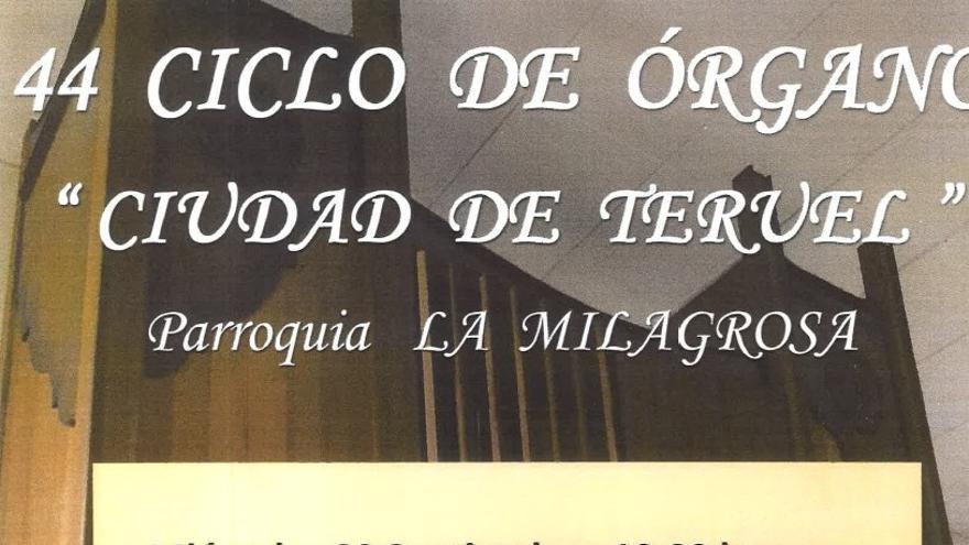 44 Ciclo de Órgano Ciudad de Teruel Día 3