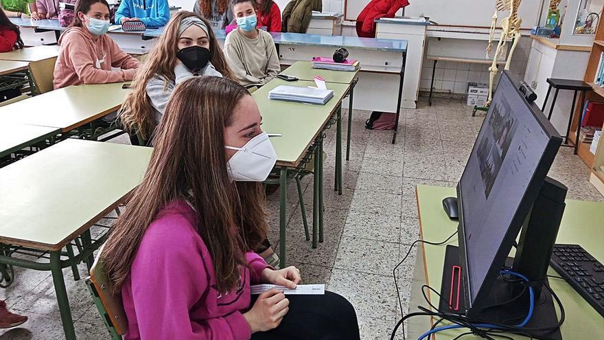 """María Luisa Muga: """"Lo que se decide en Bruselas concierne a nuestra vida cotidiana"""""""