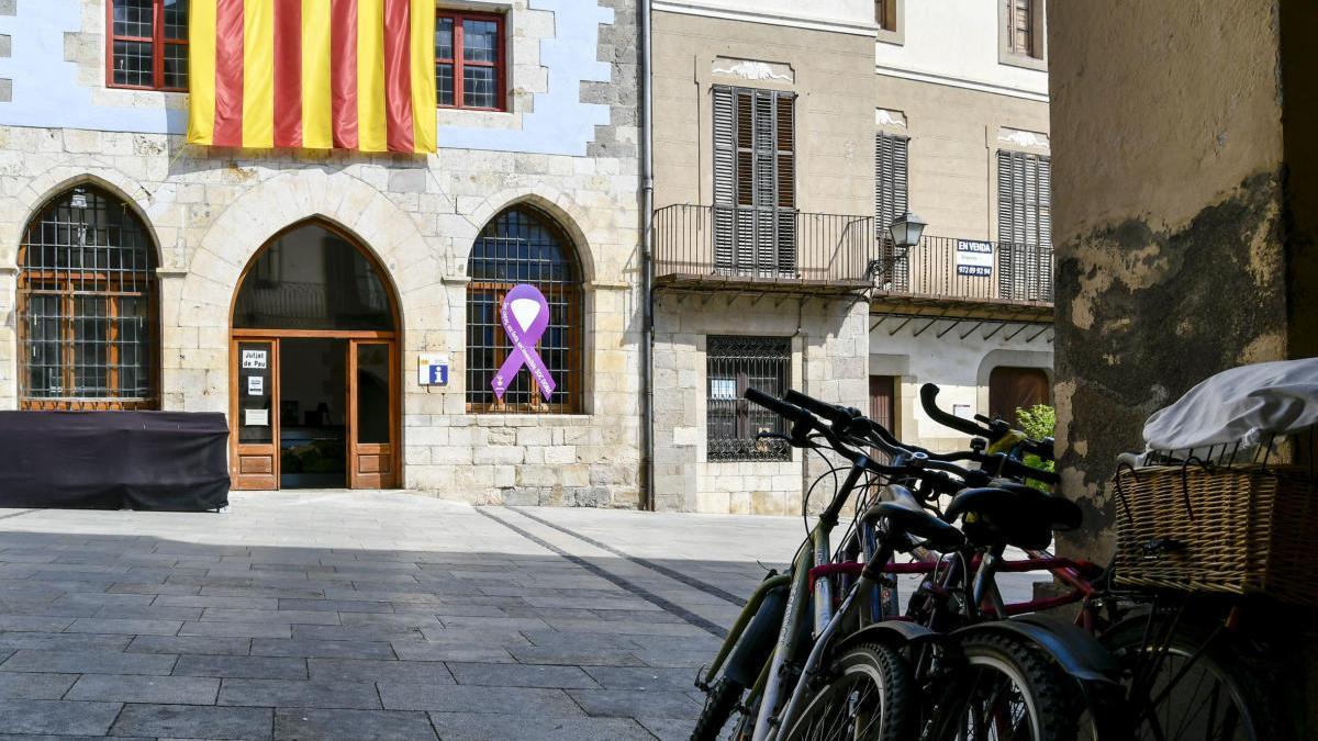 Imatge de la vila de Castelló d'Empúries.