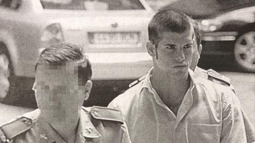 Vuelve a la cárcel 'el secuestrador de Montecanal' por una brutal paliza a su novia