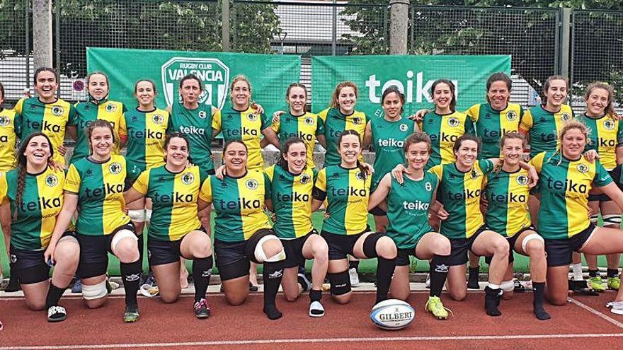 Rugby Turia: un ascenso meteórico hasta la élite