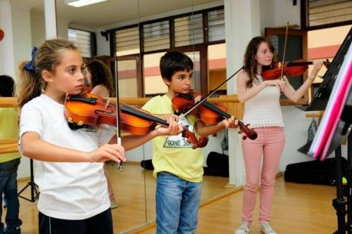 Reportaje Escuela de Musica de Telde