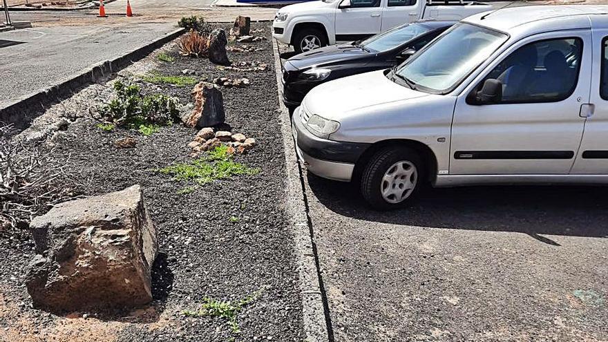 Los vecinos de El Cotillo rechazan la ubicación de la estación de aguas residuales