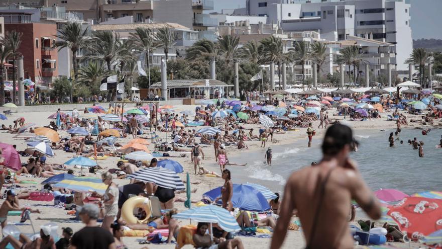 BBVA Research eleva el crecimiento previsto de Baleares para 2021, un 8,3% del PIB, y lo mantiene en el 11,6% para 2022