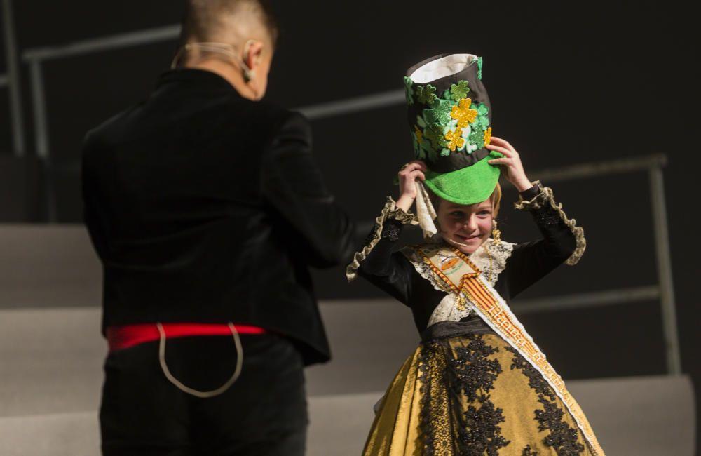 Homenaje a las comisiones infantiles de Castelló