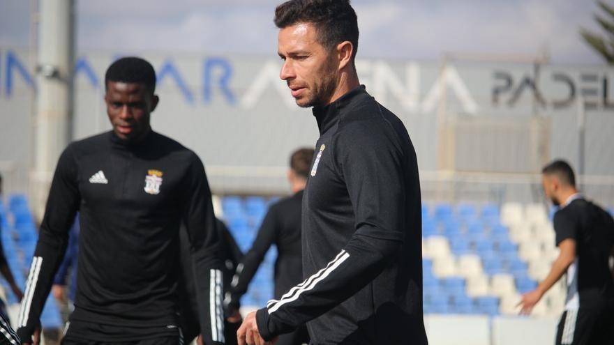 """Rubén Castro: """"Enfrentarme a la UD siempre es especial; es mi equipo"""""""