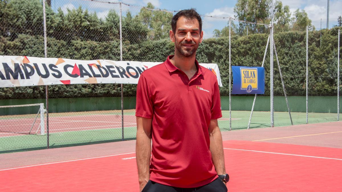 José Manuel Calderón.