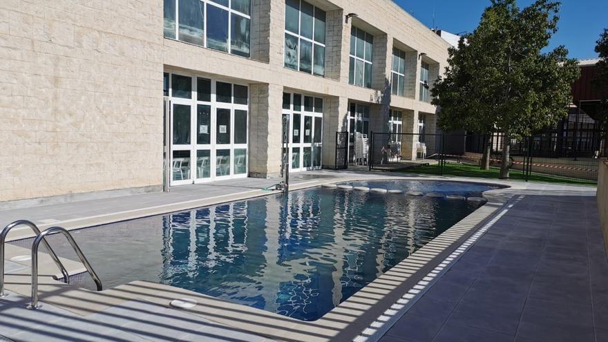 Benimàmet, cerca de abrir su nueva piscina este verano