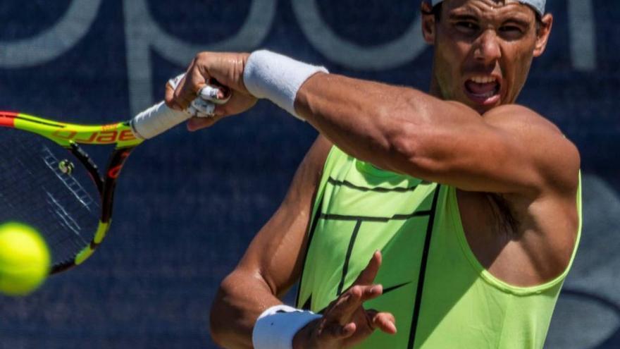 Mallorca Open bewerben sich für ein Tennisturnier der Männer