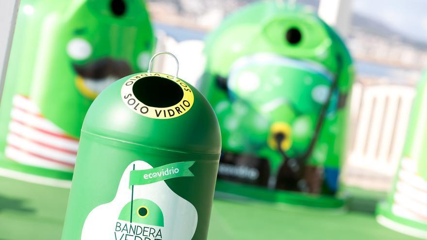 Más de 2.800 establecimientos de Baleares participan en la campaña 'Movimiento Banderas Verdes' de Ecovidrio