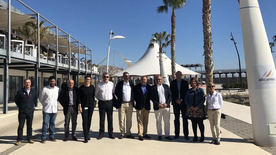 Alicante Puerto de Encuentro acoge los autonómicos de vela Crucero y Optimist