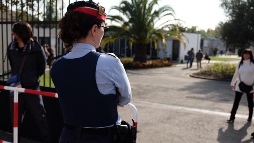 Figueres crearà un circuit d'entrada i sortida i un horari especial al cementiri per Tots Sants