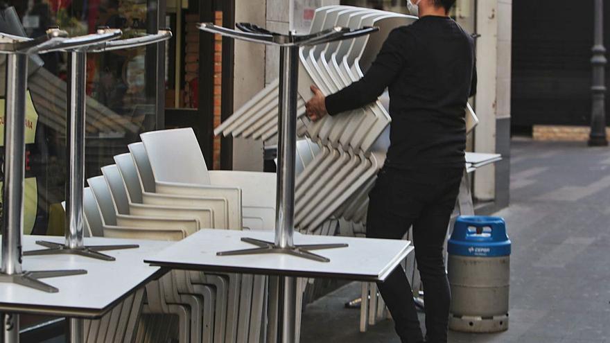 La pandemia se cobra más de 33.000 empleos en la provincia de Alicante