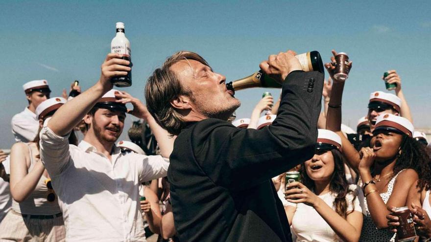'Otra ronda' con Vinterberg y una comedia gallega de cuñados, en los cines