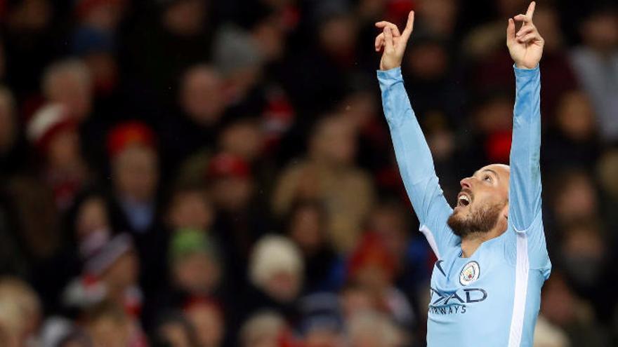 """Silva, baja indefinida del Manchester City por """"motivos personales"""""""