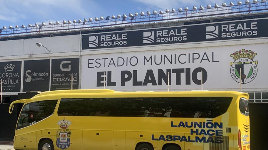 La UD juega por La Palma: 'Hoy apagamos un volcán'