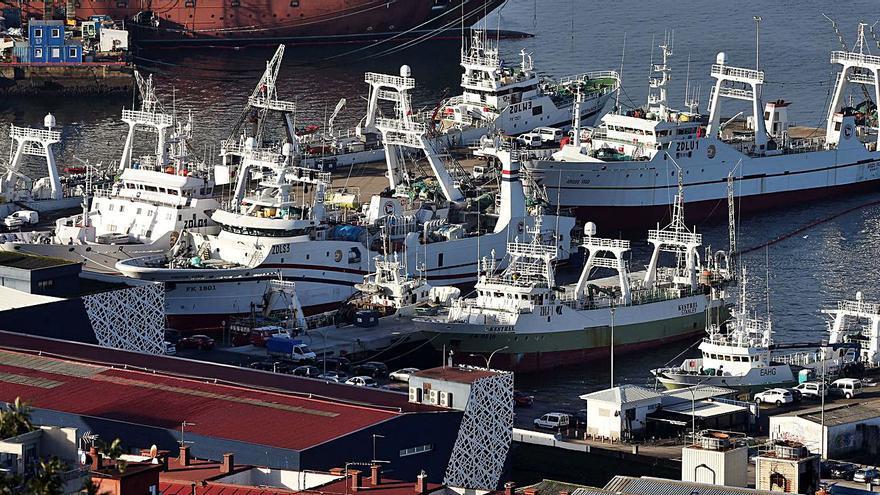 El acuerdo del Brexit deja fuera a Malvinas: la flota viguesa sufrirá aranceles de hasta el 18%