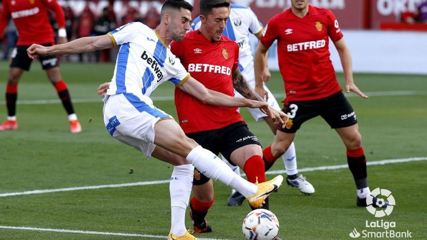 Vea aquí el gol y el resumen de la victoria del Mallorca ante el Leganés (1-0)