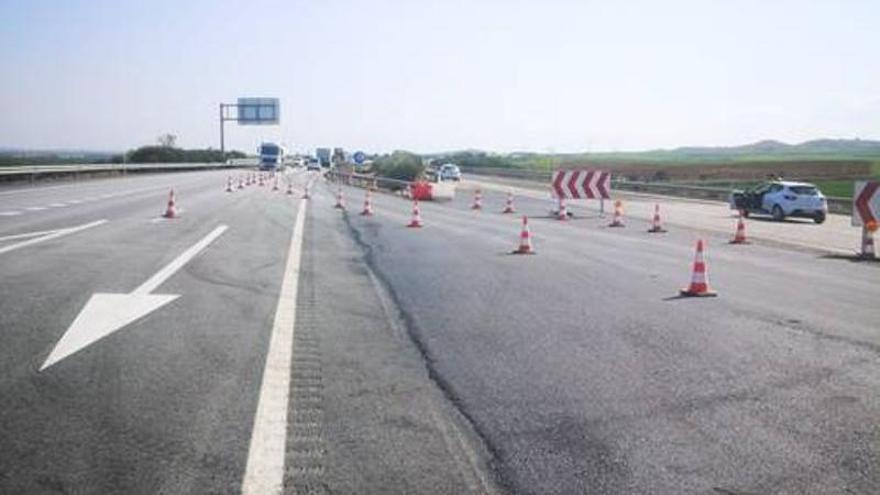 Mitma licita un contrato para la rehabilitación del firme de la autovía A-66 por importe de 5,39 millones de euros