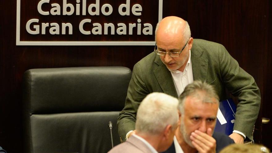 """Morales, sobre el acercamiento entre PSOE y PP: """"No entro en valoraciones"""""""