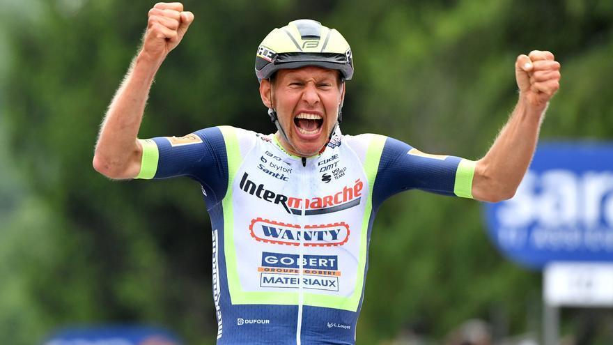 Ganador etapa 3 Giro de Italia 2021: Taco van der Hoorn
