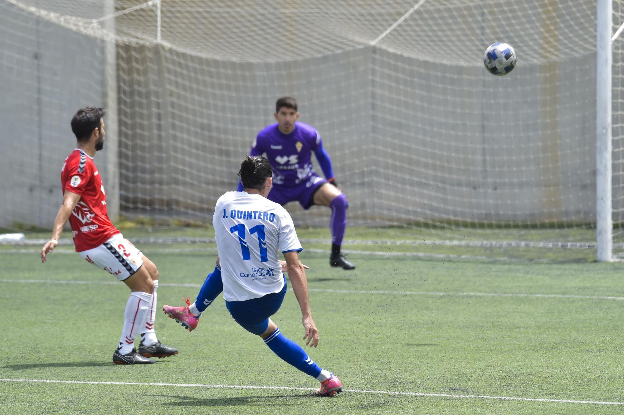 Segunda B: Tamaraceite - Murcia