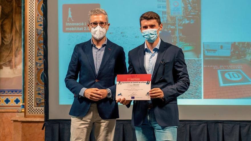 Conoce el premio que le han dado al Ayuntamiento de Castelló relacionado con la movilidad