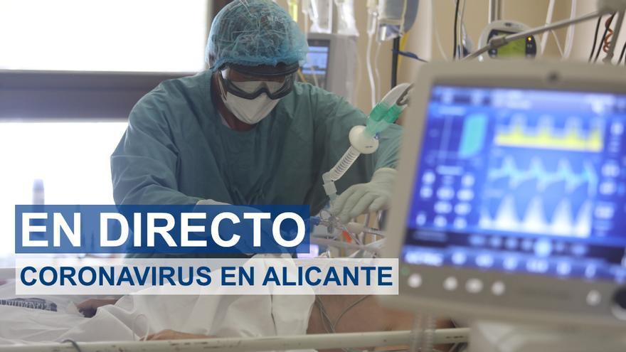DIRECTO | Última hora del coronavirus en Alicante hoy: restricciones, nuevos casos y brotes