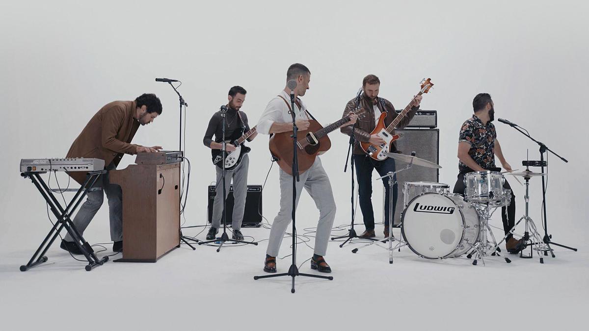 La banda valenciana Gener presenta su primer tema en castellano
