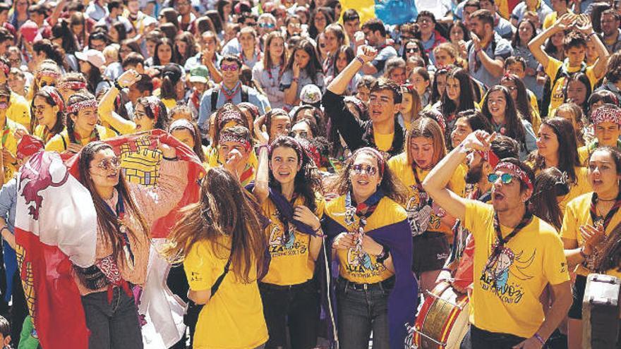 La Federación Scout forma a jóvenes para una sociedad justa