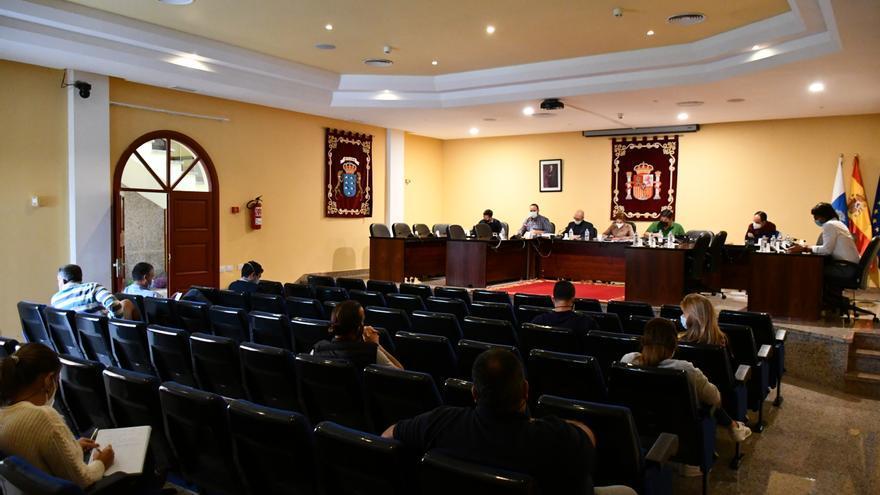 Mogán aprueba inicialmente su presupuesto para 2021