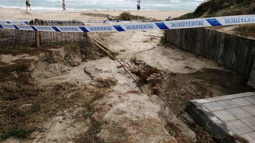 Emergencias ha gestionado 148 incidentes en Baleares por la DANA