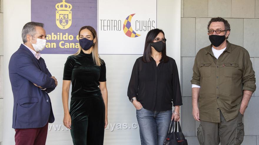 El Teatro Cuyás estrena mañana el documental 'Pedro Lezcano: relato de vida'