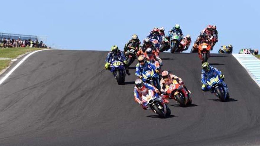Horarios de MotoGP: Gran Premio de Malasia en el circuito de Sepang