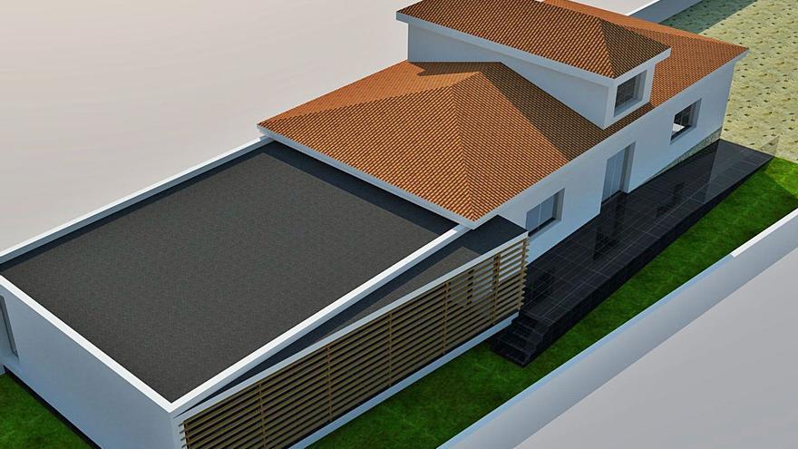 Culleredo adjudica la ampliación del centro cívico de Sésamo