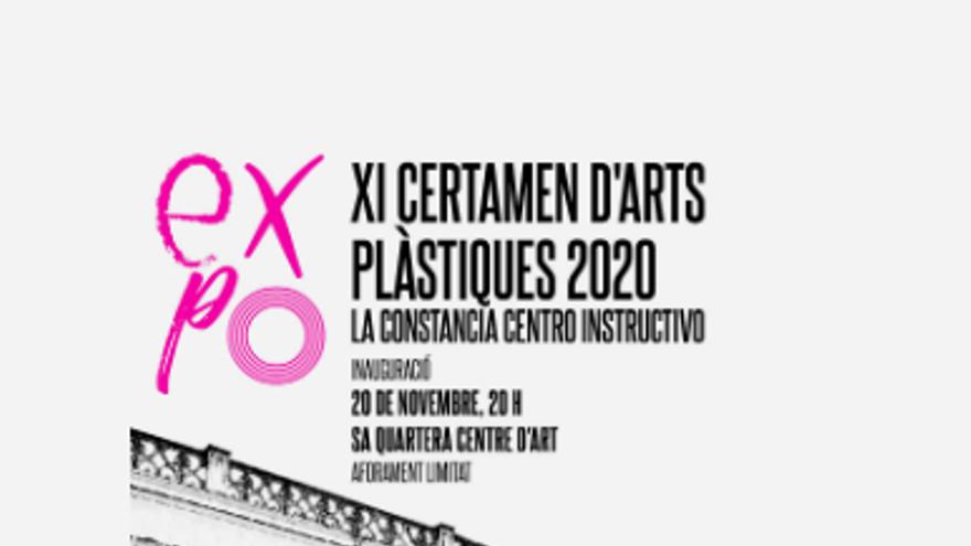 XI Certamen d'arts plàstiques 2020
