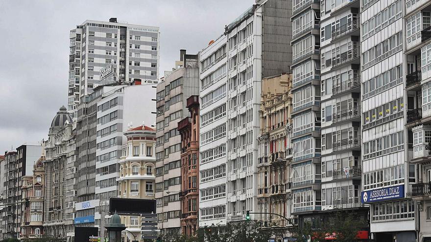 El 'stock' de viviendas en Galicia toca mínimos históricos y se reduce a la mitad desde 2010