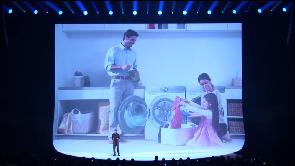 Samsung presenta sus novedades en la IFA