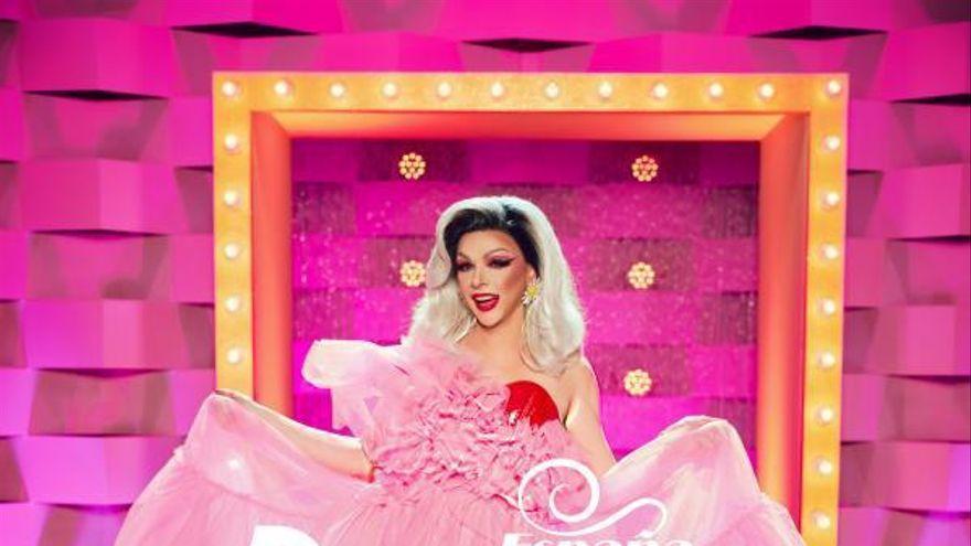 """Supremme de Luxe, drag queen: """"Tenemos que luchar por los derechos de las personas trans, se lo debemos"""""""