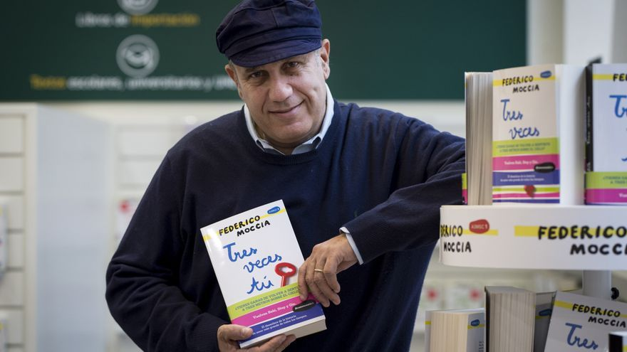 Federico Moccia lanza su primera colección de literatura infantil