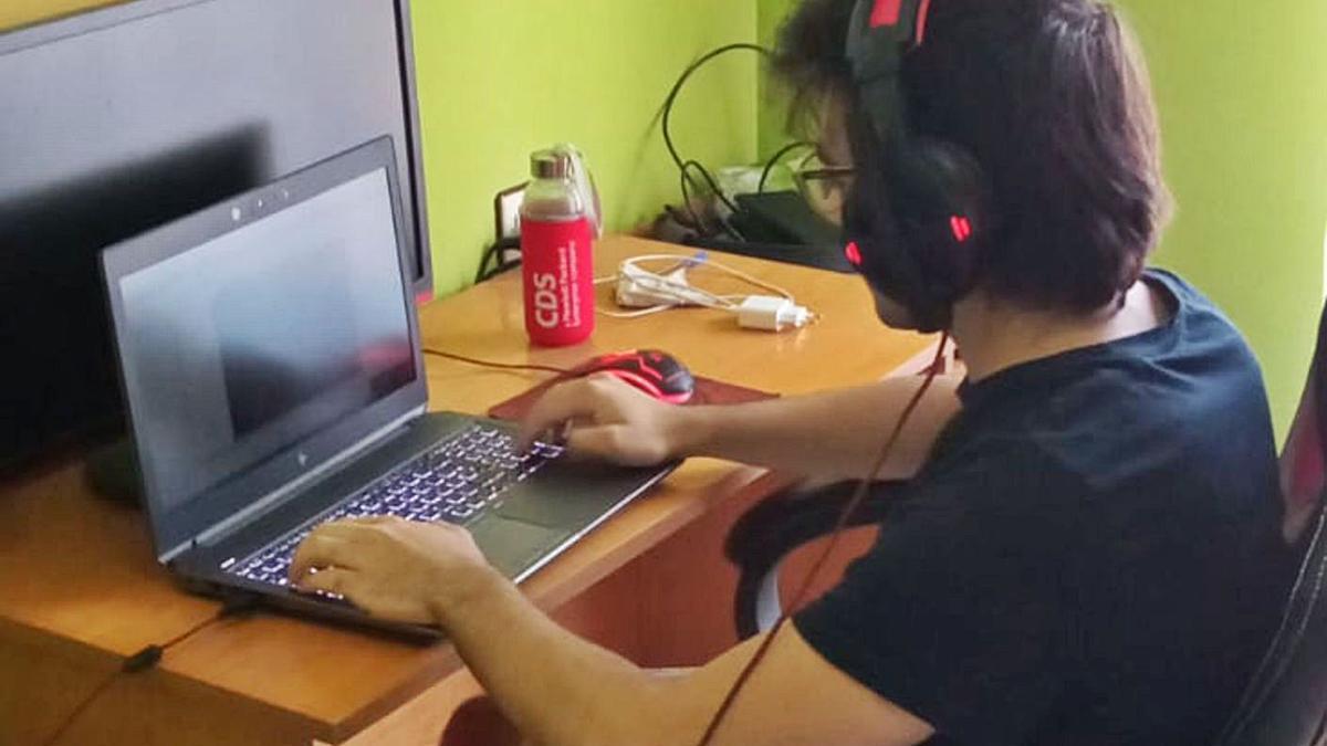 Las malas conexiones a Internet dificultan el trabajo online en pueblos de la comarca
