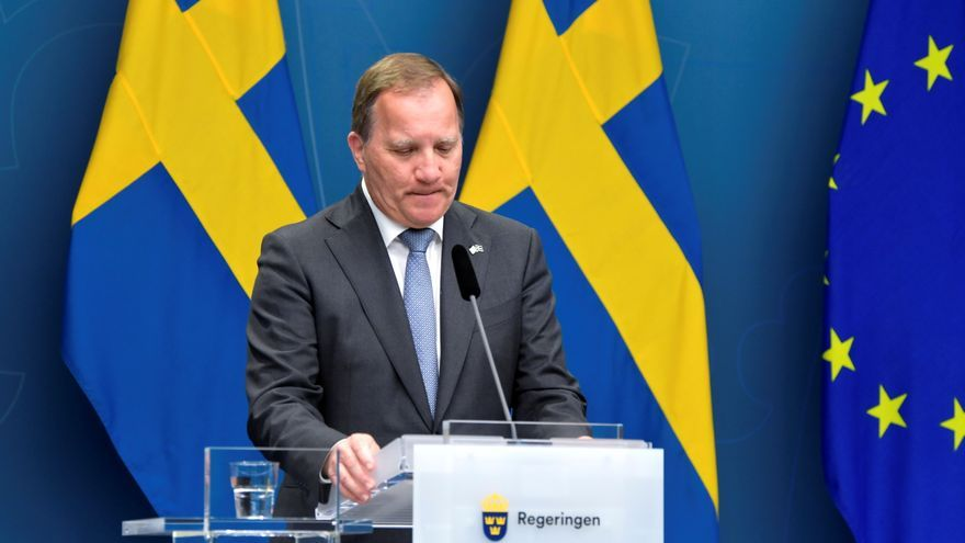 El futuro político de Suecia, en el aire tras perder el primer ministro una moción de censura